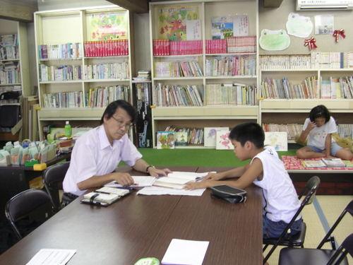 平成19年8月夏休みお助け隊・開催